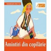 Amintiri din Copilarie Carte pentru Copii