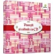 Pachet Craciun CD3 Povesti uitate + Cartea cu colinde