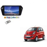 7 Inch Full HD Bluetooth LED Video Monitor Screen with USB and Bluetooth For Tata Nano