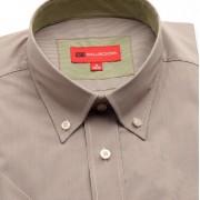 Bărbați cămașă slim fit Willsoor 782
