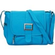 SPLICE Blue Sling Bag