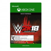 xbox one wwe 2k18: season pass digital