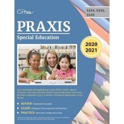 Praxis Special Education Core Knowledge and Applications (5354) Study Guide: Special Education Test Prep Including Praxis II Special Education Exam Pr, Paperback/Cirrus Teacher Certification Prep Team