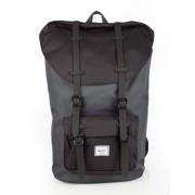 Herschel Little America Backpack #10014 Black Crosshatch/Quiet Shade/Periscope