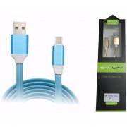 Cable De Datos Tipo C A Usb Mallado Skyway 2a 1 Mt Samsung