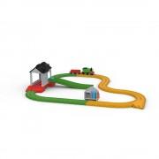 Thomas & Friends - Set trenulet Percy la centrul de salvare