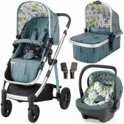 Cosatto CT4471 Wow Dock I-Size Travel System Bundle (3 pcs) Fjord
