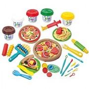 PlayGo My Own Pizzeria - Clay Dough