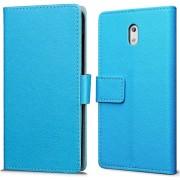 Nokia 3 hoesje - Book Wallet Case - blauw