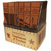 Foundations of Freedom Word Cloud Boxed Set, Hardcover/Editors of Canterbury Classics