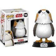 STAR WARS Figura Vinilo FUNKO POP! Star Wars: The Last Jedi-Porg