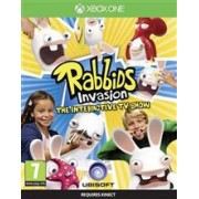 Rabbids Invasion The Interactive Tv Show Xbox One