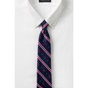 ランズエンド LANDS' END メンズ・シルク・デモクラート・タイ/ネクタイ(レフトウィング)