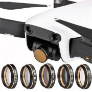 Lins Filter Set Star Effect + ND4 + ND8 + ND16 + CPL DJI MAVIC Air