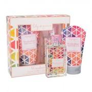 Lily and Grace Wondercolours confezione regalo Eau de Toilette 100 ml + doccia gel 150 ml da donna