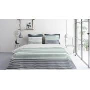 BYRKLUND Dekbed Overtrek So Striped Wit, 140x220 +20+60x70