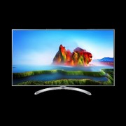 "LG 55SJ810V LED TV 55"" Super Ultra HD, WebOS 3.5 SMART, T2, Silver, Crescent stand"