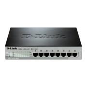 Switch D-Link DES-1210-08P Poe 8 Porturi 10/100 Mbps