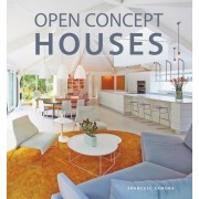 Open Concept Houses, Hardcover