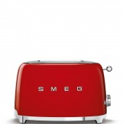 Smeg 50's Retro Style toustovač P2 červený 950W - SMEG