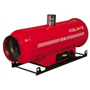Tun de caldura suspendat cu ardere indirecta EC/S 85 CALORE, putere 90,6kW, debit aer 5100mcb/h, motorina