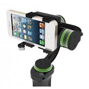 Lanparte HHG-01 estabilizador Activo de Mano motorizado de 3 Ejes para GoPro iPhone 6S Plus Smartphones videocámaras GoPro Abrazadera incluida
