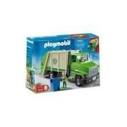 Playmobil Caminhão De Reciclagem - 5938 - Sunny