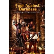 Four Against Darkness: A Solitaire Dungeon-Delving Pen-And-Paper Game, Paperback/Andrea Sfiligoi