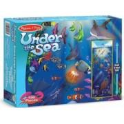 Puzzle de podea In adancurile Oceanului Melissa and Doug