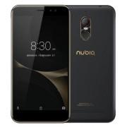 "Nubia N1 Lite 14 cm (5.5"") 2 GB 16 GB Doppia SIM 4G Nero, Oro 3000 mAh"