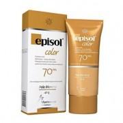 Protetor Solar Episol Color Pele Morena FPS 70 40g