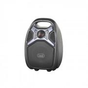 Trevi XF 500 mobil aktivhögtalare Bluetooth batteri MP3 USB SD AUX UKW mikro