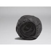 Yumeko Hoeslaken katoen satijn dark anthracite 140x200x30