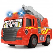 Masina De Pompieri Happy Scania Fire Truck
