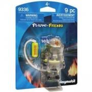 Комплект Плеймобил 9336 - Пожарникар, Playmobil, 2900364
