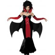 Costum Halloween adulti Vampiresa Gotica