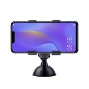 Shop4 - Huawei P Smart Plus Autohouder Dashboardhouder Klem Zwart
