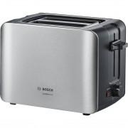 Bosch Tostadora - Bosch TAT6A913 1090W Negro, Acero inoxidable