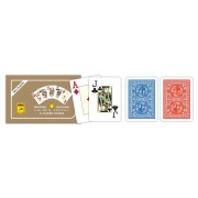 Modiano 2 sarok 100% plasztik kártya RAMINO GOLDEN TROPHY