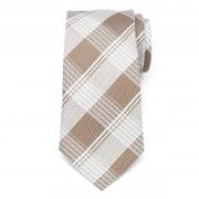 Férfi klasszikus nyakkendő mikroszálas (minta 1281) 7986 dobókocka