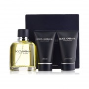 Dolce & Gabbana pour Homme EDT 125 ml + After Shave 50 ml + Shower Gel 50 ml