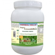 Herbal Hills Super Greenhills - Value Pack 900 Tablets