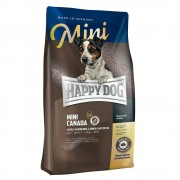 Happy Dog Supreme Sensible 4kg Mini Canada Happy Dog Supreme Sensible Hundfoder