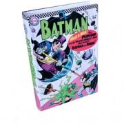 Caixa Decorativa Livro Batman e Robin com Coringa DC Comics