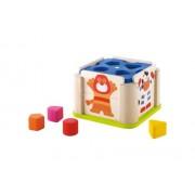 Sevi 82283 Shape Sorting Toy Cube