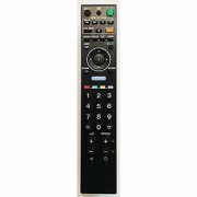 EHOP Compatible Remote for Sony 3D LCD LED TV RM-GA019