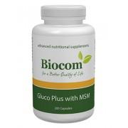 Biocom Gluco Plus with MSM 200db