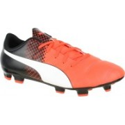 Puma evoPOWER 4.3 FG Football Shoes For Men(Red)