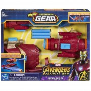 Hasbro kit travestimento marvel avengers assembler gear iron man (infinity war), e0562eu4