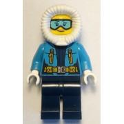 cty0926 Minifigurina LEGO City-Exploratoare arctica cty0926